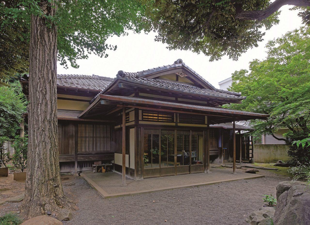 東京都指定名勝 旧安田楠雄邸庭園