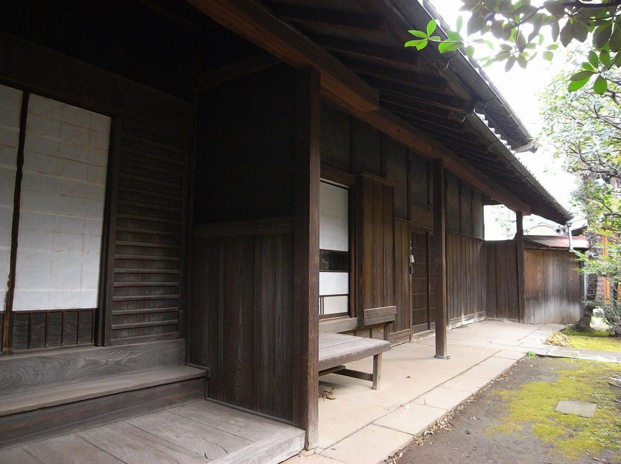 東京都指定史跡 駒込名主屋敷